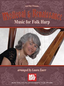 Media Medieval and Renaissance Music for Folk Harp
