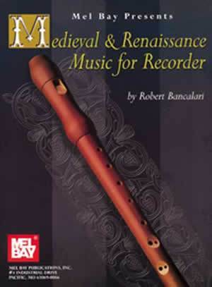 Media Medieval and Renaissance Music for Recorder