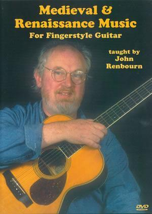 Media Medieval & Renaisance Music for Fingerstyle Guitar