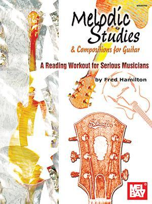 Media Melodic Studies & Compositions for Guitar