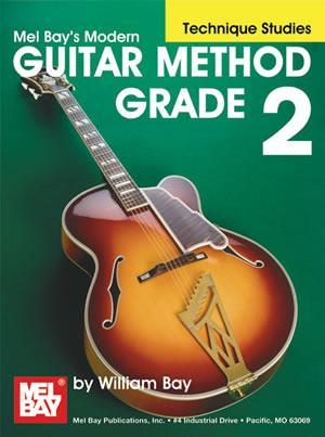 Media Modern Guitar Method Grade 2, Technique Studies