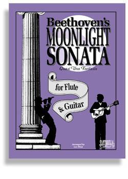 Media Moonlight Sonata for Flute & Guitar