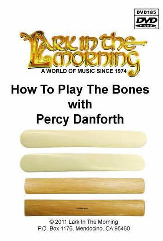 Media Mr Bones: How To Play The Bones DVD