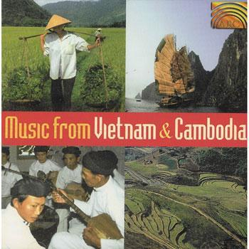 Media Music from Vietnam and Cambodia