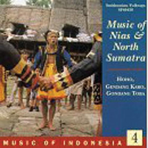 Media Music of Indonesia Vol. 4: Nias and North Sumatra