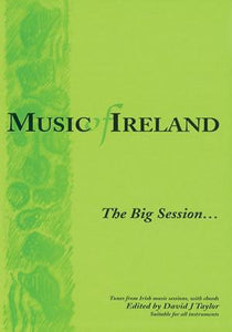 Media MUSIC OF IRELAND,The Big Session