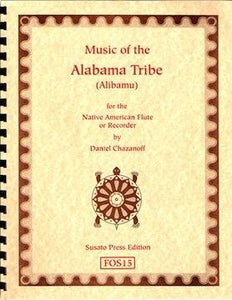 Media Music of the Alabama Tribe for the Flute or Recorder