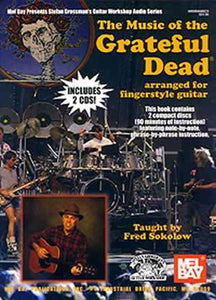 Media Music of the Grateful Dead    Book/2-CD Set