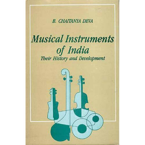 Media Musical Instruments of India : History and Development