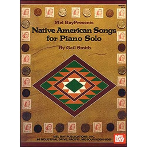 Media Native American Songs for Piano Solo