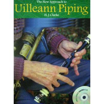 Media New Approach to Uilleann Piping Book/CD set