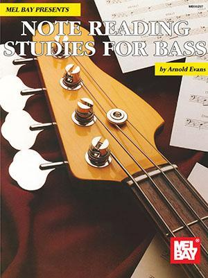 Media Note Reading Studies for Bass