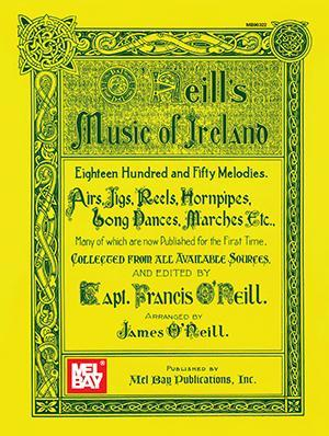 Media O'Neill's Music of Ireland