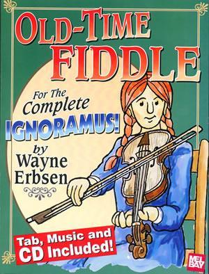 Media Old-Time Fiddle for the Complete Ignoramus  Book/CD Set