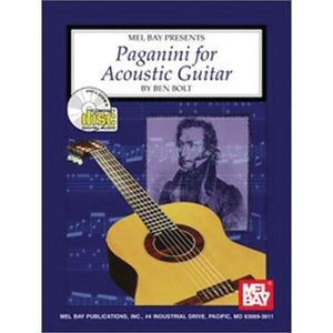 Media Paganini for Acoustic Guitar