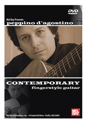 Media Peppino D'Agostino:  Contemporary Fingerstyle Guitar  DVD
