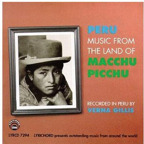 Media Peru - Music from the Land of Macchu Picchu