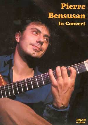 Media Pierre Bensusan In Concert DVD