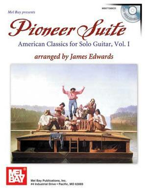 Media Pioneer Suite, American Classics for Solo Guitar