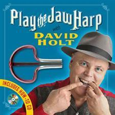 Media Play The Jaw Harp Now  CD/Instrument