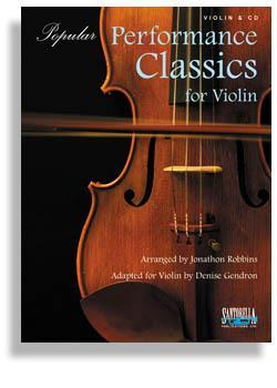 Media Popular Performance Classics for Violin