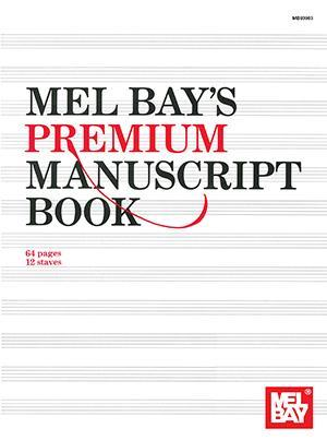 Media Premium Manuscript Book