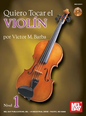 Media Quiero Tocar El Violin Book/CD Set