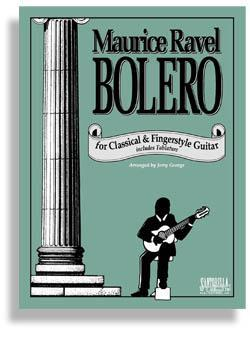 Media Ravel's Bolero for Classical Guitar