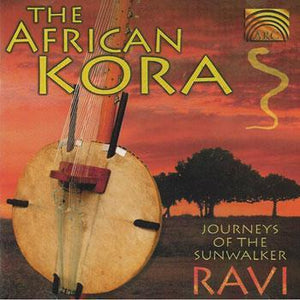 Media Ravi - The African Kora -Journeys of the Sunwalker