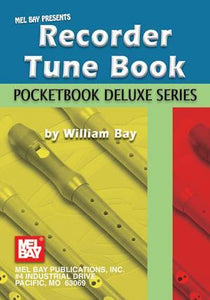 Media Recorder Tune Book, Pocketbook Deluxe Series