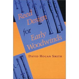 Media Reed Design for Early Woodwinds