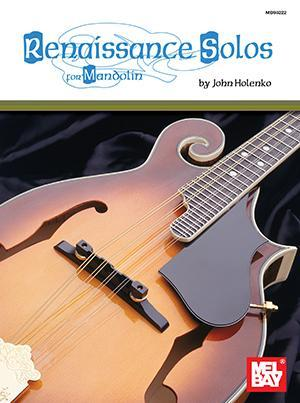 Media Renaissance Solos for Mandolin