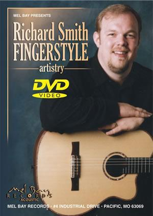 Media Richard Smith:  Fingerstyle Artistry   DVD