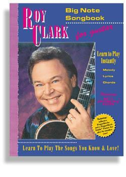 Media Roy Clark Big Note Songbook
