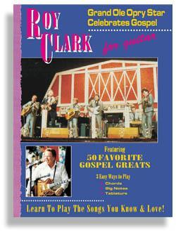 Media Roy Clark Grand Ole Opry Gospel Greats for Guitar