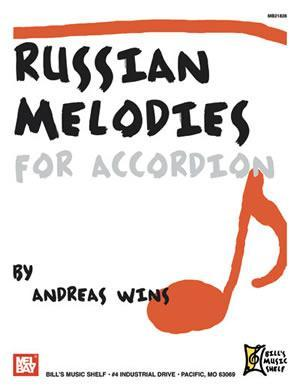 Media Russian Melodies for Accordion