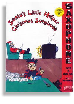 Media Santa's Little Helper for Alto Sax with CD