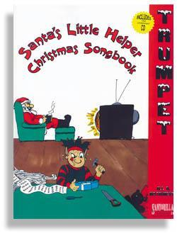 Media Santa's Little Helper for Trumpet with CD
