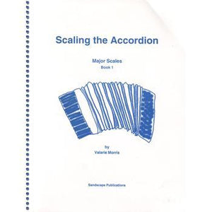 Media Scaling The Accordion, Minor Scales, Book 1