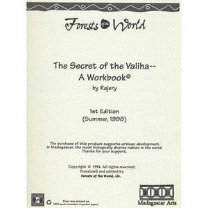 Media SECRETS OF THE VALIHA, A WORKBOOK (Valiha Instructional Book)