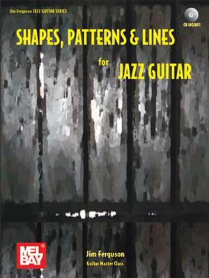 Media Shapes, Patterns & Lines for Jazz Guitar  Book/CD Set