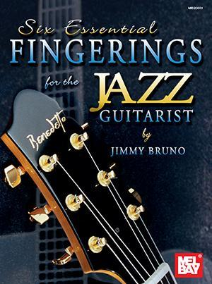 Media Six Essential Fingerings for the Jazz Guitarist