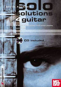 Media Solo Solutions 4 Guitar  Book/CD Set