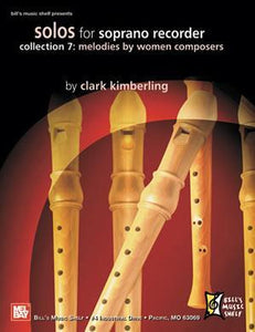 Media Solos for Soprano Recorder, Collection 7