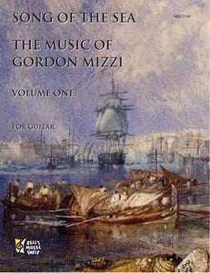 Media Song of the Sea: Music of Gordon Mizzi, Volume One