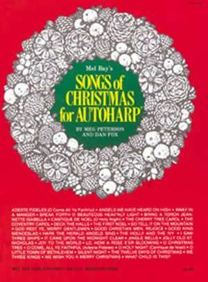 Media Songs of Christmas for Autoharp