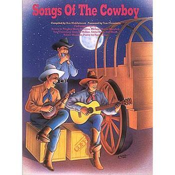 Media Songs of the Cowboy