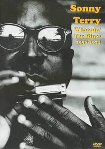 Media Sonny Terry: Whoopin' The Blues 1958-1974  DVD