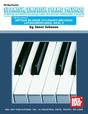 Media Spanish / English Piano Method Level 2