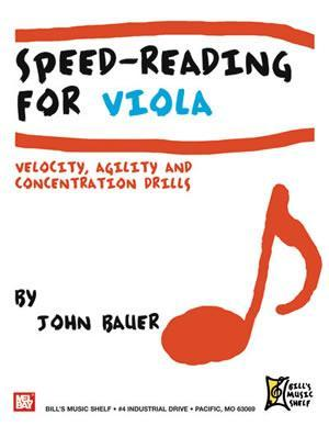 Media Speed-Reading for Viola
